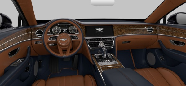 New 2021 Bentley Flying Spur V8 for sale $228,655 at Bentley Greenwich in Greenwich CT 06830 6