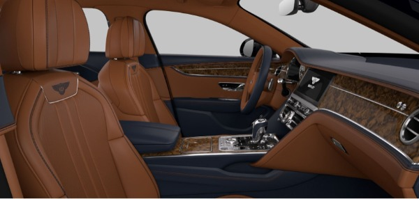 New 2021 Bentley Flying Spur V8 for sale $228,655 at Bentley Greenwich in Greenwich CT 06830 7