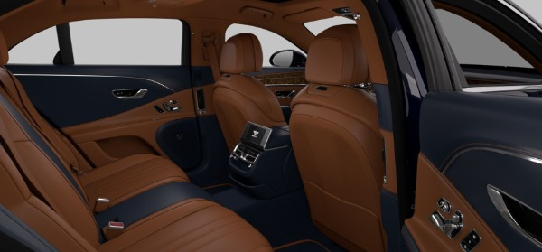 New 2021 Bentley Flying Spur V8 for sale $228,655 at Bentley Greenwich in Greenwich CT 06830 8