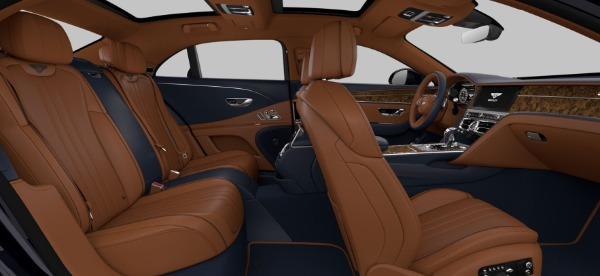 New 2021 Bentley Flying Spur V8 for sale $228,655 at Bentley Greenwich in Greenwich CT 06830 9