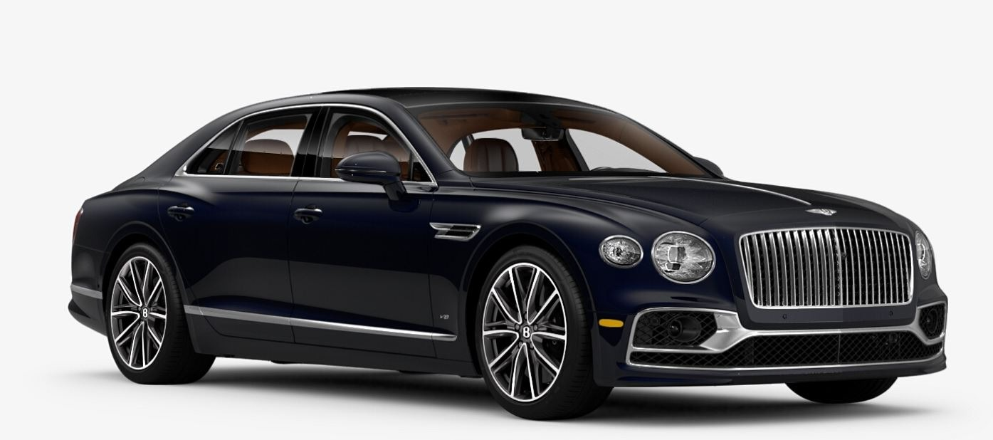 New 2021 Bentley Flying Spur V8 for sale $228,655 at Bentley Greenwich in Greenwich CT 06830 1