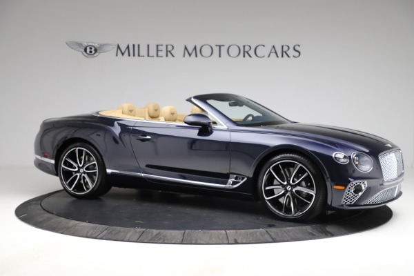 New 2021 Bentley Continental GT W12 for sale Call for price at Bentley Greenwich in Greenwich CT 06830 10