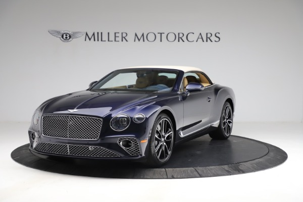 New 2021 Bentley Continental GT W12 for sale Call for price at Bentley Greenwich in Greenwich CT 06830 14