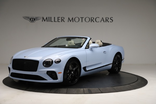 New 2021 Bentley Continental GT W12 for sale $316,250 at Bentley Greenwich in Greenwich CT 06830 2