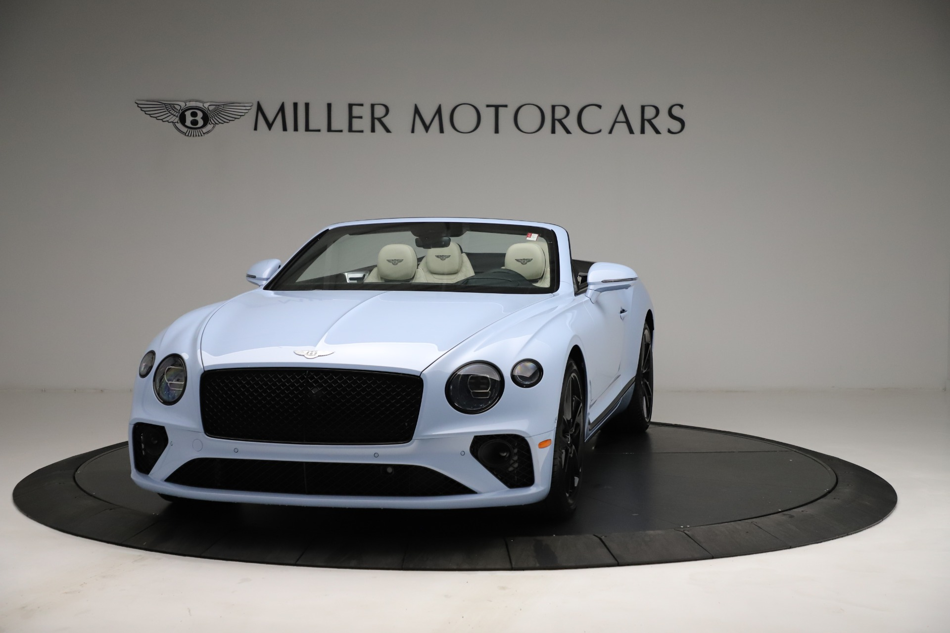 New 2021 Bentley Continental GT W12 for sale $316,250 at Bentley Greenwich in Greenwich CT 06830 1