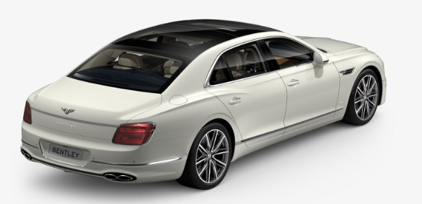 New 2021 Bentley Flying Spur V8 for sale $230,420 at Bentley Greenwich in Greenwich CT 06830 3
