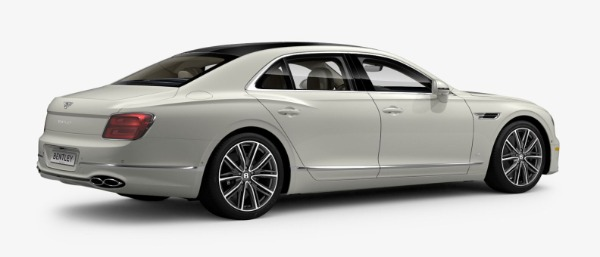 New 2021 Bentley Flying Spur V8 for sale $230,420 at Bentley Greenwich in Greenwich CT 06830 4
