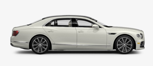 New 2021 Bentley Flying Spur V8 for sale $230,420 at Bentley Greenwich in Greenwich CT 06830 5