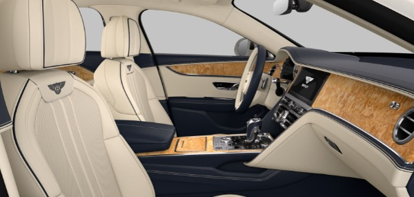 New 2021 Bentley Flying Spur V8 for sale $230,420 at Bentley Greenwich in Greenwich CT 06830 7