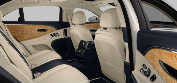 New 2021 Bentley Flying Spur V8 for sale $230,420 at Bentley Greenwich in Greenwich CT 06830 8