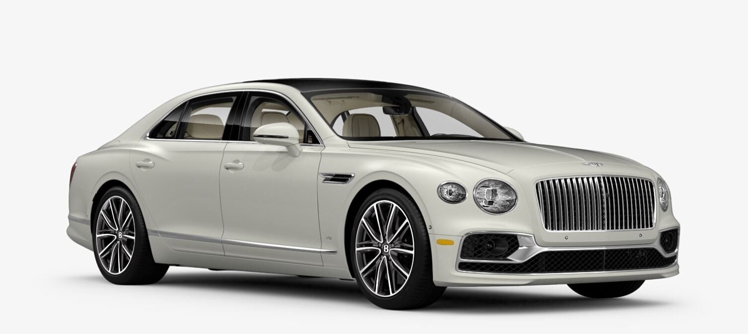 New 2021 Bentley Flying Spur V8 for sale $230,420 at Bentley Greenwich in Greenwich CT 06830 1