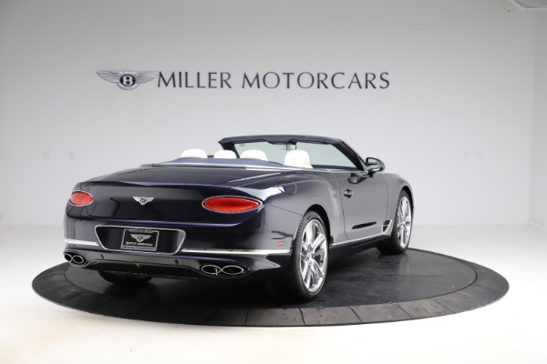 New 2021 Bentley Continental GT V8 for sale $276,830 at Bentley Greenwich in Greenwich CT 06830 7