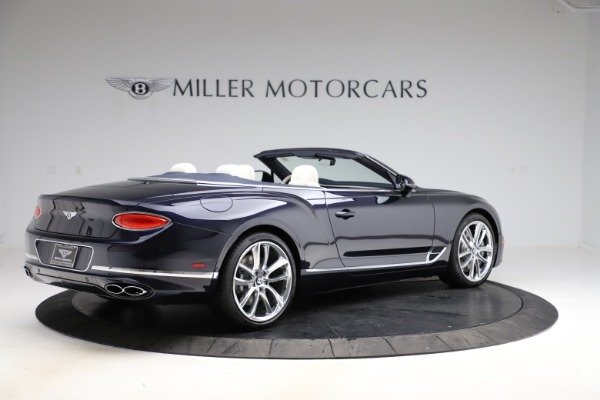New 2021 Bentley Continental GT V8 for sale $276,830 at Bentley Greenwich in Greenwich CT 06830 8