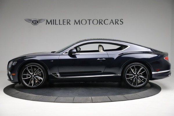 New 2021 Bentley Continental GT V8 for sale $260,310 at Bentley Greenwich in Greenwich CT 06830 2
