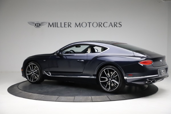New 2021 Bentley Continental GT V8 for sale $260,310 at Bentley Greenwich in Greenwich CT 06830 3