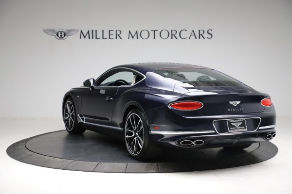 New 2021 Bentley Continental GT V8 for sale $260,310 at Bentley Greenwich in Greenwich CT 06830 4