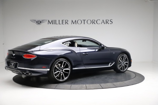 New 2021 Bentley Continental GT V8 for sale $260,310 at Bentley Greenwich in Greenwich CT 06830 7