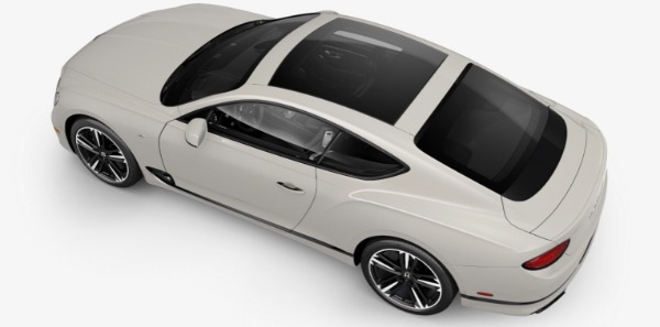 New 2021 Bentley Continental GT V8 for sale $254,095 at Bentley Greenwich in Greenwich CT 06830 4