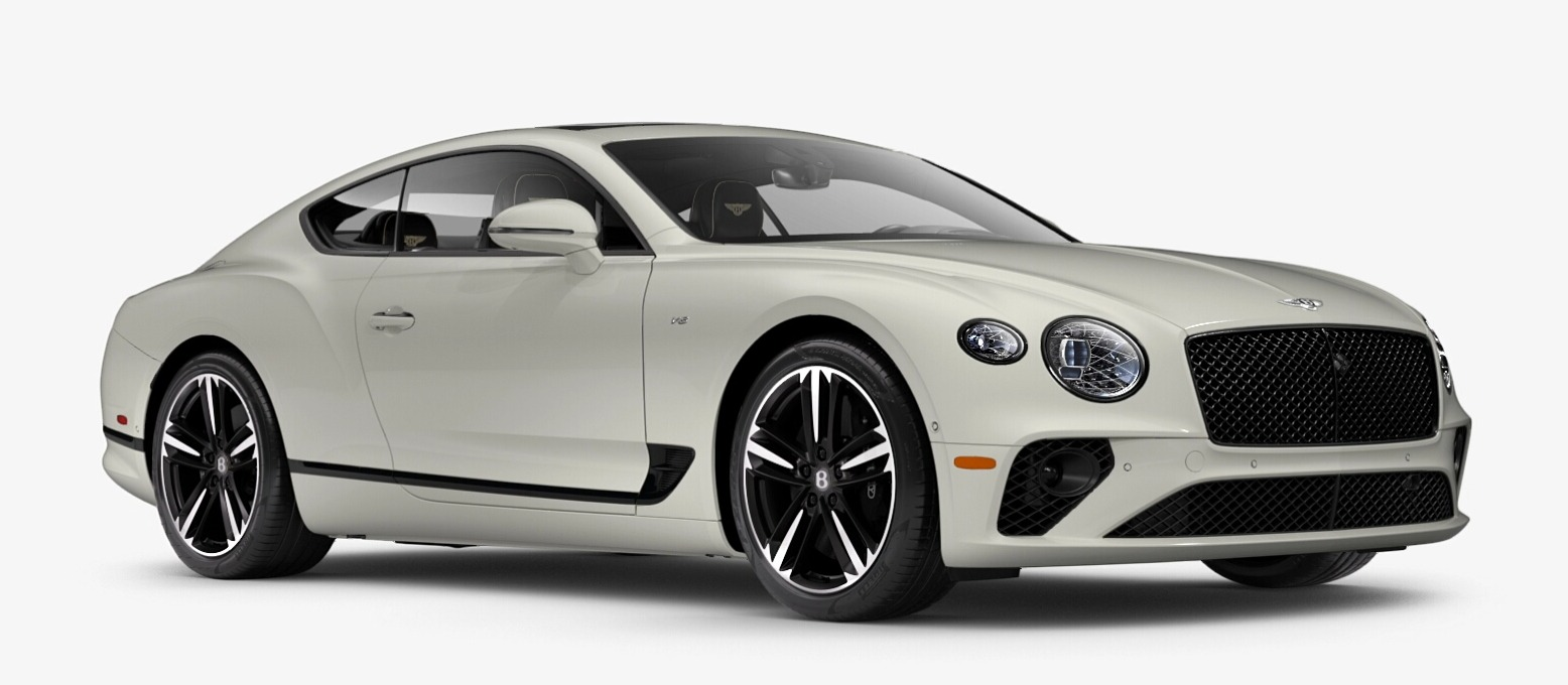 New 2021 Bentley Continental GT V8 for sale $254,095 at Bentley Greenwich in Greenwich CT 06830 1