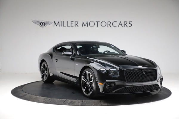 New 2021 Bentley Continental GT V8 for sale Sold at Bentley Greenwich in Greenwich CT 06830 11