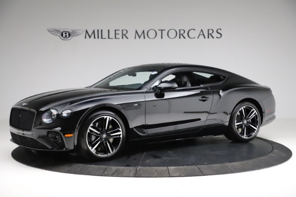 New 2021 Bentley Continental GT V8 for sale Sold at Bentley Greenwich in Greenwich CT 06830 2