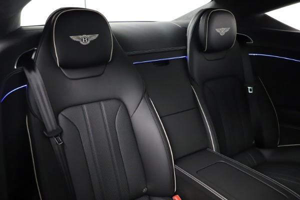 New 2021 Bentley Continental GT V8 for sale Sold at Bentley Greenwich in Greenwich CT 06830 24