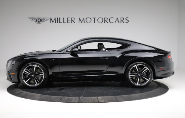 New 2021 Bentley Continental GT V8 for sale Sold at Bentley Greenwich in Greenwich CT 06830 3