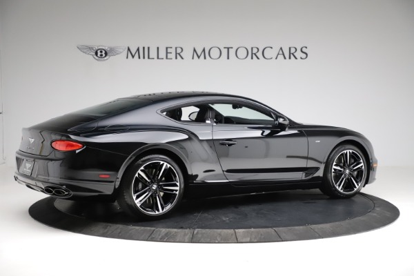 New 2021 Bentley Continental GT V8 for sale Sold at Bentley Greenwich in Greenwich CT 06830 8