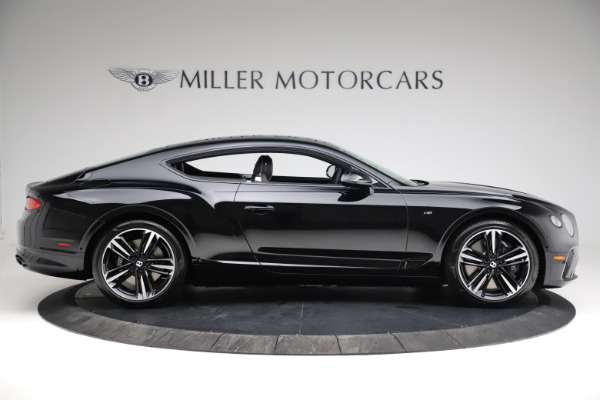 New 2021 Bentley Continental GT V8 for sale Sold at Bentley Greenwich in Greenwich CT 06830 9