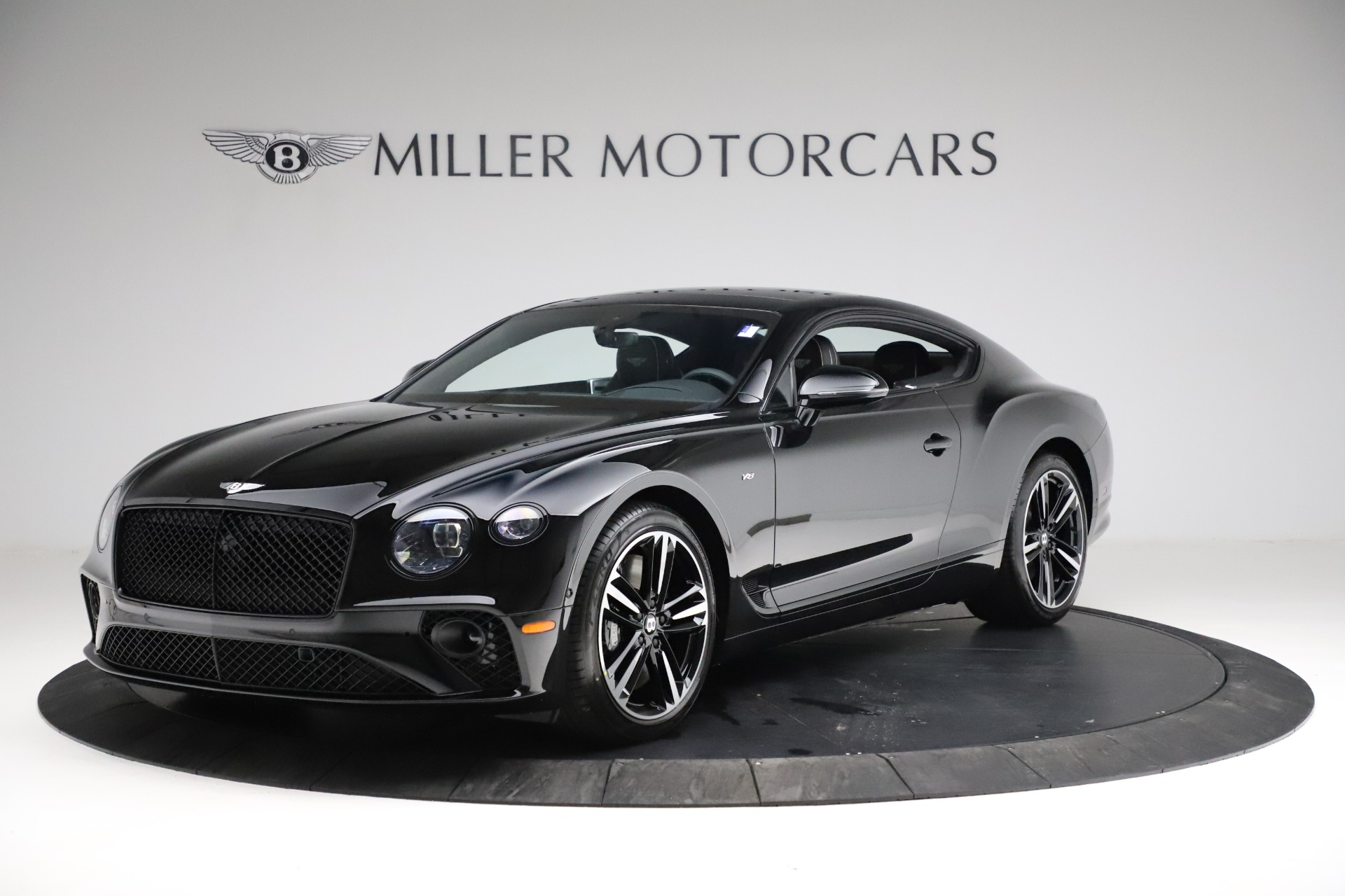 New 2021 Bentley Continental GT V8 for sale Sold at Bentley Greenwich in Greenwich CT 06830 1
