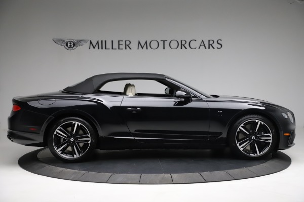 New 2021 Bentley Continental GT V8 for sale Sold at Bentley Greenwich in Greenwich CT 06830 17