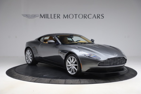 Used 2017 Aston Martin DB11 V12 Coupe for sale $149,900 at Bentley Greenwich in Greenwich CT 06830 10