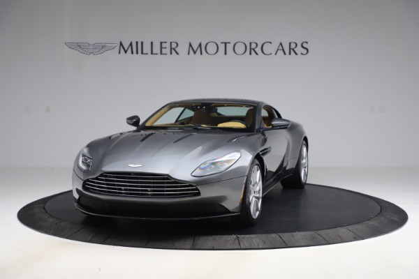 Used 2017 Aston Martin DB11 V12 Coupe for sale $149,900 at Bentley Greenwich in Greenwich CT 06830 12