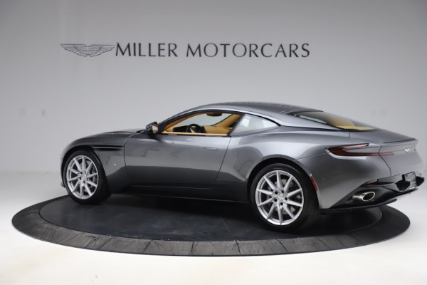 Used 2017 Aston Martin DB11 V12 Coupe for sale $149,900 at Bentley Greenwich in Greenwich CT 06830 3