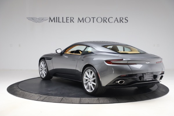 Used 2017 Aston Martin DB11 V12 Coupe for sale $149,900 at Bentley Greenwich in Greenwich CT 06830 4
