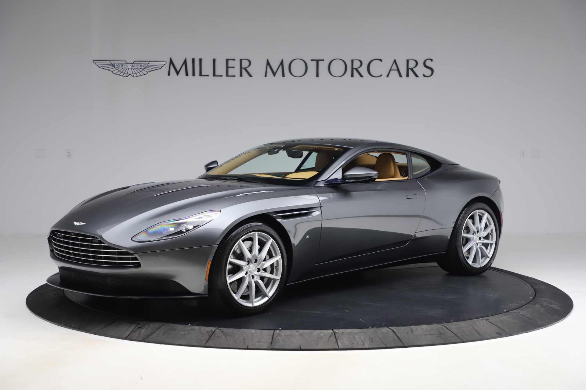 Used 2017 Aston Martin DB11 V12 Coupe for sale $149,900 at Bentley Greenwich in Greenwich CT 06830 1