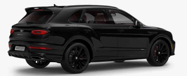 New 2021 Bentley Bentayga Speed Edition for sale $284,335 at Bentley Greenwich in Greenwich CT 06830 3