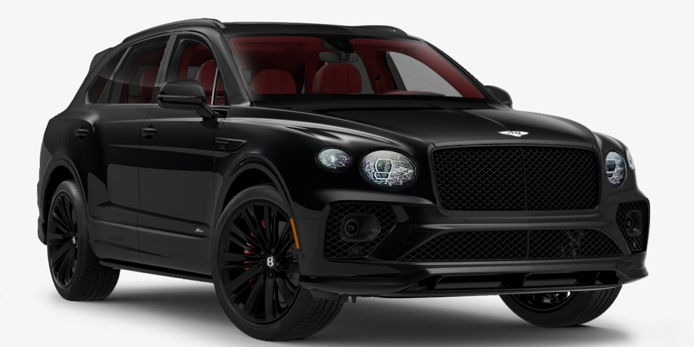New 2021 Bentley Bentayga Speed Edition for sale $284,335 at Bentley Greenwich in Greenwich CT 06830 1