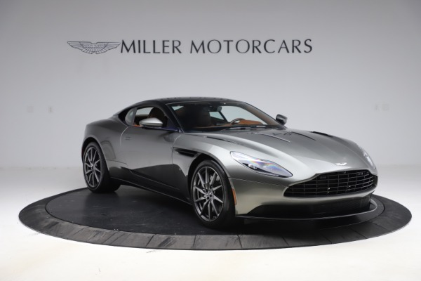 Used 2017 Aston Martin DB11 V12 Coupe for sale $134,900 at Bentley Greenwich in Greenwich CT 06830 10