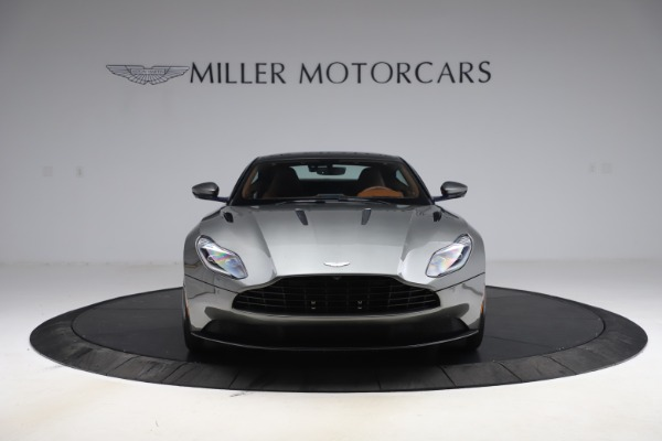 Used 2017 Aston Martin DB11 V12 Coupe for sale $134,900 at Bentley Greenwich in Greenwich CT 06830 11
