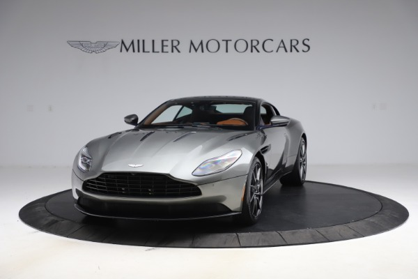 Used 2017 Aston Martin DB11 V12 Coupe for sale $134,900 at Bentley Greenwich in Greenwich CT 06830 12
