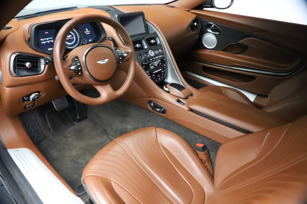 Used 2017 Aston Martin DB11 V12 Coupe for sale $134,900 at Bentley Greenwich in Greenwich CT 06830 13