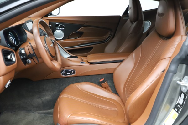 Used 2017 Aston Martin DB11 V12 Coupe for sale $134,900 at Bentley Greenwich in Greenwich CT 06830 14