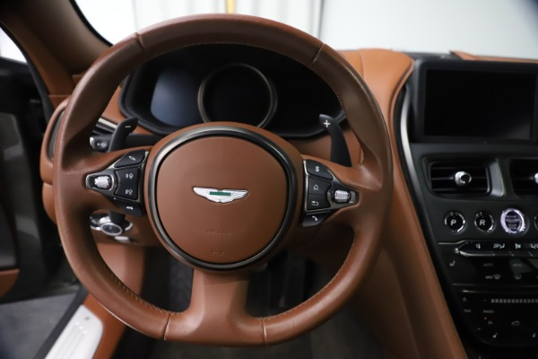 Used 2017 Aston Martin DB11 V12 Coupe for sale $134,900 at Bentley Greenwich in Greenwich CT 06830 16