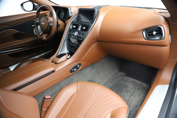 Used 2017 Aston Martin DB11 V12 Coupe for sale $134,900 at Bentley Greenwich in Greenwich CT 06830 19