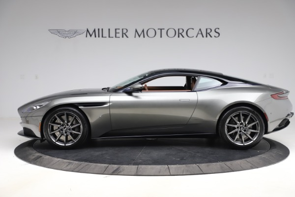 Used 2017 Aston Martin DB11 V12 Coupe for sale $134,900 at Bentley Greenwich in Greenwich CT 06830 2