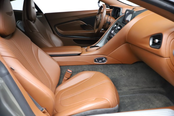 Used 2017 Aston Martin DB11 V12 Coupe for sale $134,900 at Bentley Greenwich in Greenwich CT 06830 20