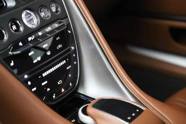 Used 2017 Aston Martin DB11 V12 Coupe for sale $134,900 at Bentley Greenwich in Greenwich CT 06830 27