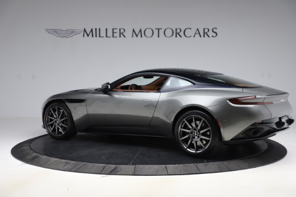 Used 2017 Aston Martin DB11 V12 Coupe for sale $134,900 at Bentley Greenwich in Greenwich CT 06830 3