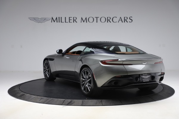 Used 2017 Aston Martin DB11 V12 Coupe for sale $134,900 at Bentley Greenwich in Greenwich CT 06830 4